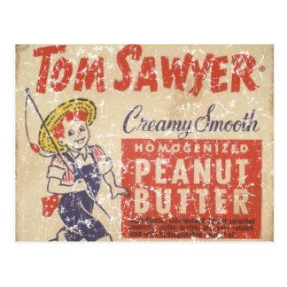 Carte Postale Tom Sawyer - 1945 - affligé