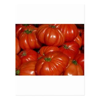 Carte Postale Tomate de jardin d'héritage