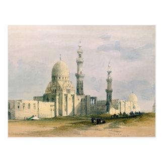 Carte Postale Tombe de l'identification de ` d'Abu SA de Qansuh