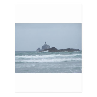 Carte Postale Tortue et Loch Ness