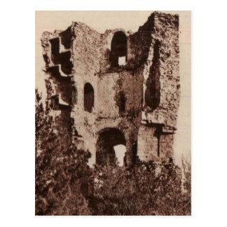 Carte Postale Tour de Cesson à la reproduction 1925 de Brieuc