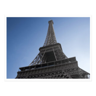 Carte Postale Tour Eiffel