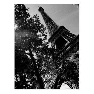 Carte Postale Tour Eiffel 2 de B&W