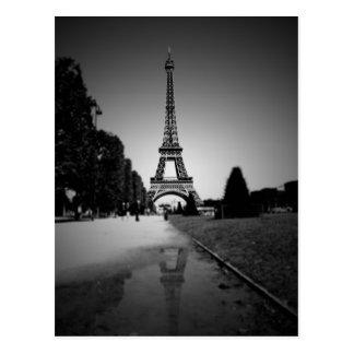 Carte Postale Tour Eiffel 3
