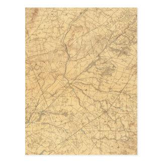 Carte Postale Trenton, New Jersey