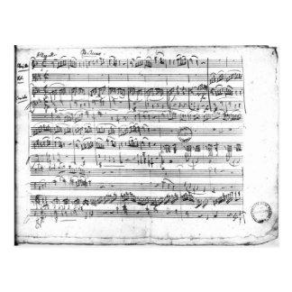 Carte Postale Trio, dans d'E commandant 'Kegelstatt à plat