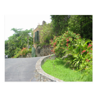 Carte Postale Tropiques