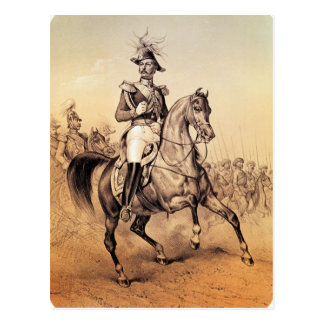 Carte Postale Tsar d'Alexandre II de la Russie