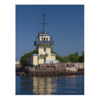 Carte Postale Tsar Peter la ville navale de forteresse de Greats