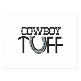 Carte Postale Tuf de cowboy