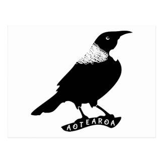 Carte Postale Tui | Nouvelle Zélande/Aotearoa