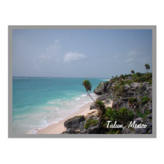 Carte Postale Tulum, Mexique