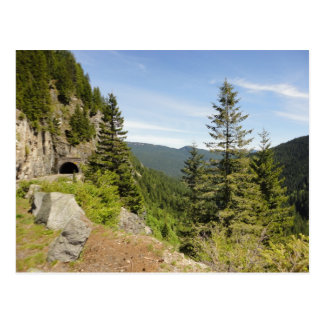 Carte Postale Tunnel