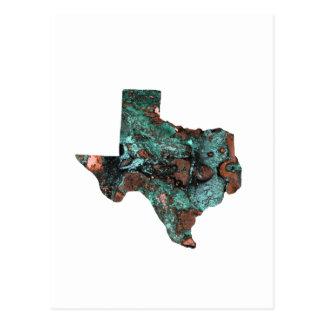 Carte Postale Turquoise rustique le Texas