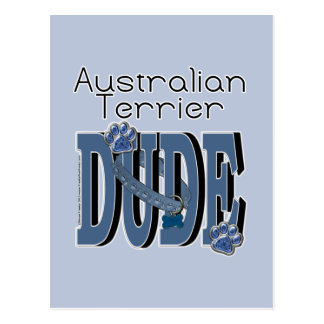 Carte Postale TYPE de Terrier australien