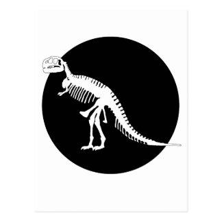 Carte Postale Tyrannosaurus Rex