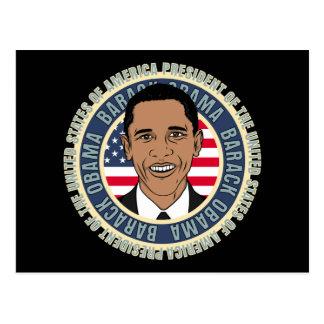 Carte Postale U.S. Le Président Barack Obama