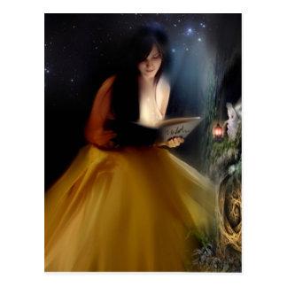 Carte Postale Un conte de féeries
