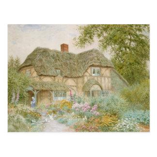 Carte Postale Un cottage de Surrey