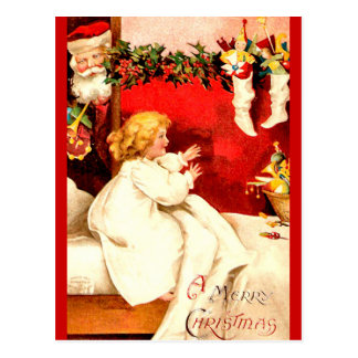 Carte Postale Un Joyeux Noël