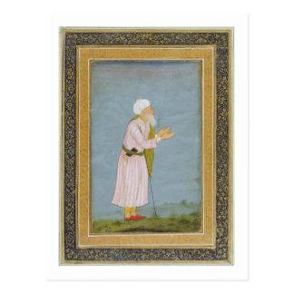 Carte Postale Un personnage religieux musulman, de petit Al de