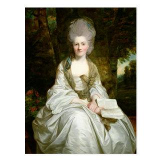 Carte Postale Un portrait de Dorothy Vaughan
