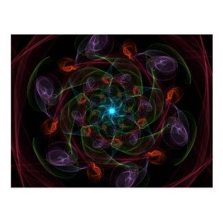 Carte Postale Univers d'imagination
