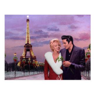 Carte Postale Vacances de Paris
