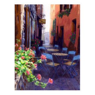 Carte Postale Vacances de St Gallion