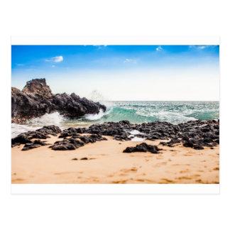 Carte Postale Vague de Maui