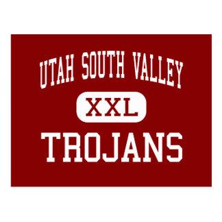 Carte Postale Vallée du sud de l'Utah - Trojan - Salt Lake City