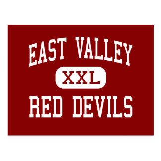 Carte Postale Vallée est - diables rouges - haute - Yakima