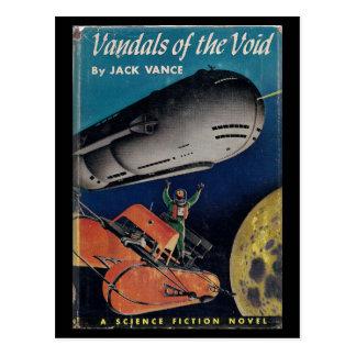 Carte Postale Vandales de l'art de Void_Pulp
