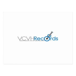 Carte Postale VCVH enregistre des habillements