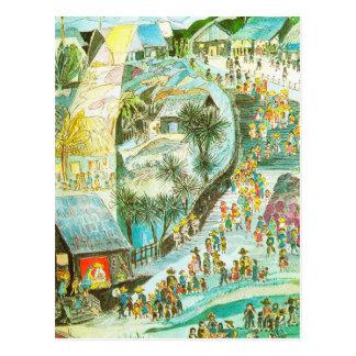 Carte Postale Venez à Bethlehem
