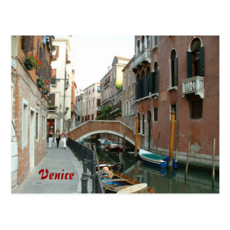 Carte Postale Venise