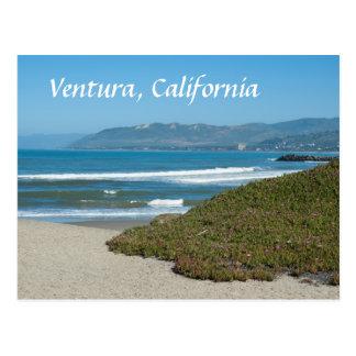 Carte Postale Ventura, Californie Pacifique et plage