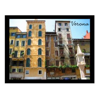 Carte Postale Vérone, Italie