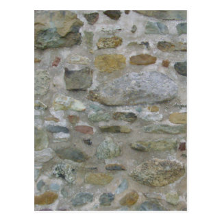 Carte Postale Vieux mur en pierre