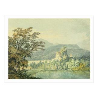 Carte Postale Villa de monsieur William Hamilton, c.1795 (la
