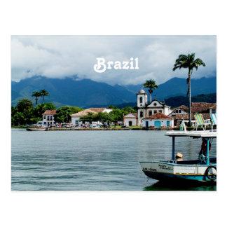Carte Postale Village du Brésil
