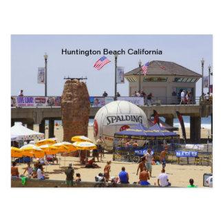 Carte Postale Ville de surf