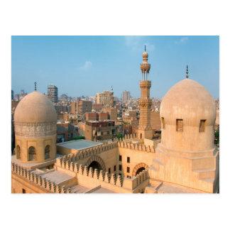 Carte Postale Ville of les Caires