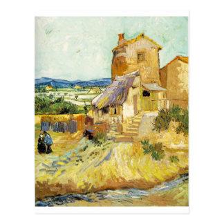 Carte Postale Vincent van Gogh (1853-1890) - le vieux moulin