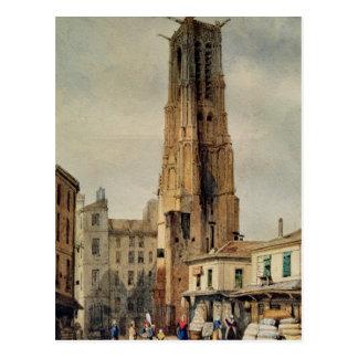 Carte Postale Visite Saint-Jacques