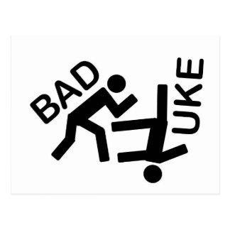Carte Postale Vitesse orientée de judo