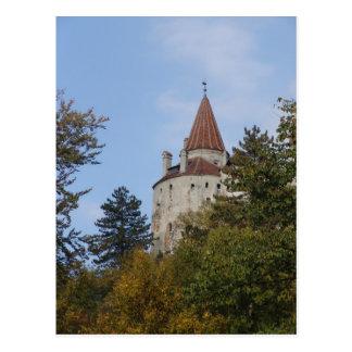 Carte Postale Vlad Dracul, AKA Dracula, château au son 8