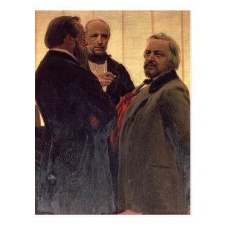 Carte Postale Vladimir Odoevsky