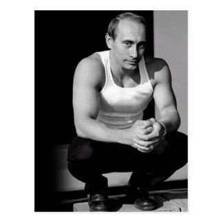 Carte Postale Vladimir Poutine