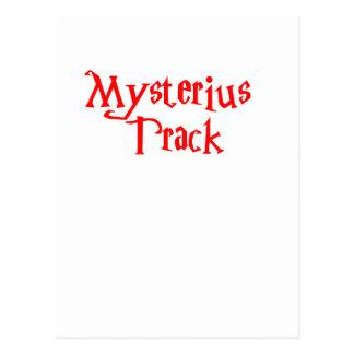 Carte Postale Voie de Misterius